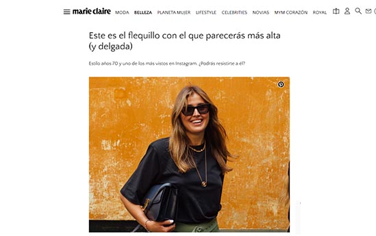 MARIE CLAIRE · 30/09/20